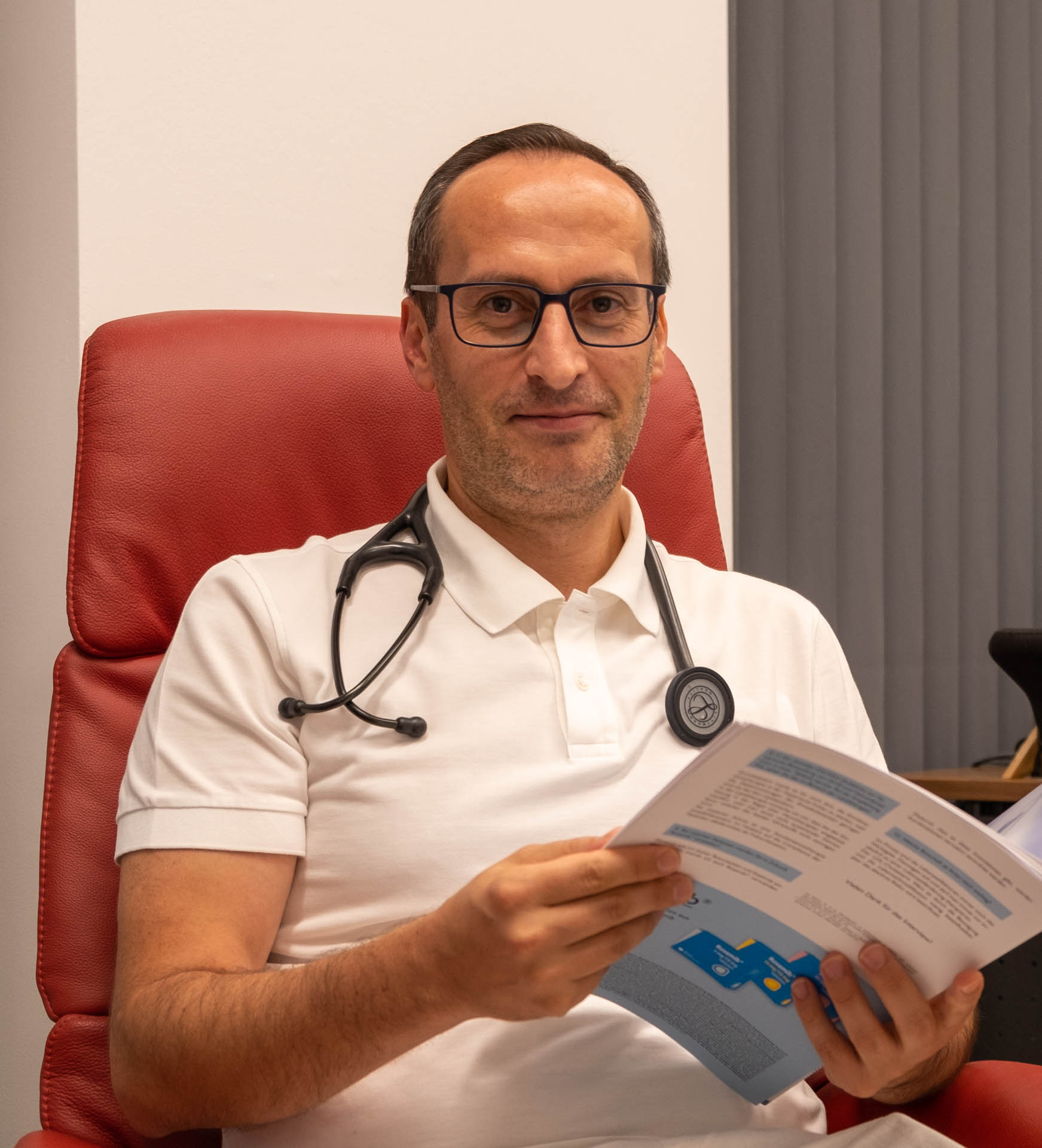 Bild von Dr. Ilyas Kozanli - Internist und Kardiologe